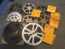8mm Home Movies Lot 14 Assorted Mostly Unwatched Reels