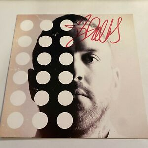 City and Colour / Dallas Green Signed CD booklet sized card (Sale 2)
