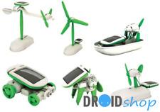 6in1 Solar Learning Toys DYI-Kit Solar Kit Robot
