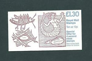 FL12b £1.30, Cyl: phosphor pB49 only, natural history postcards