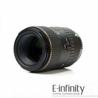 NEW Tokina AT-X M100 AF PRO D AF 100mm f/2.8 Lens For Canon