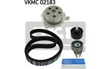 SKF Bomba de agua + kit correa distribución FIAT PUNTO ALFA ROMEO VKMC 02183