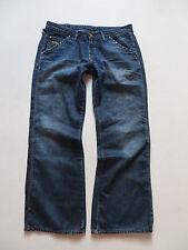G-Star MEDIN PANT LOOSE WMN Jeans Hose W 31 /L 30 Vintage Denim, weit & bequem !