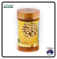 Homart Springleaf Lecithin 1200mg 200 capsules