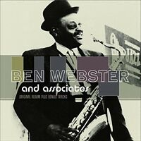 Ben Webster - Ben Webster & Associates [New Vinyl] Holland - Import