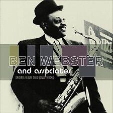 Ben Webster - Ben Webster & Associates [New Vinyl] Holland - Import