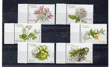 Azores Flores Serie del año 2002 (valor facial 4,87 €) (CR-595)