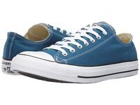 Converse Chuck Taylor All Star Ox Blue Lagoon Sneakers 153867F