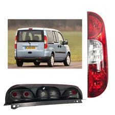 LUCE Posteriore Fanale Posteriore per FIAT Dobl MK1 2005-2009 Driver Lato Destro O/S