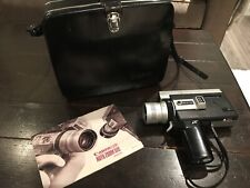 Canon auto zoom 518 super 8 With Slow Motion