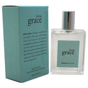 Living Grace by Philosophy for Women - 2 oz EDT Spray