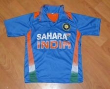 Indian Cricket Control Board India Jersey Shirt Youth Small Sahil National Team