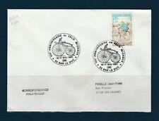 FRd enveloppe sport anniversaire du vélo Michaux 55 Bar le Duc   1981