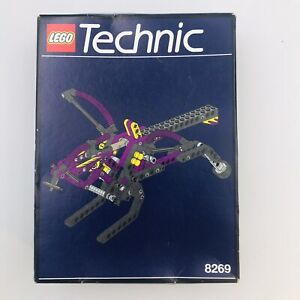 NEW FACTORY SEALED IN BOX LEGO 8269 Technic Cyber Slam Cyber Stinger Purple Only