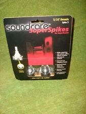 Soundcare SUPERSPIKES  5/16 threads