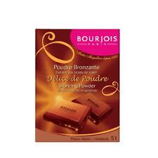 Bourjois Delice de Poudre polvo bronceador Clair Mediane
