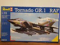 Vintage Revell Tornado GR.1 RAF Model Kit 1:72 04619