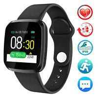 Activity Smart Watch Waterproof Fitness Tracker Sleep Monitor for Kids Men Women