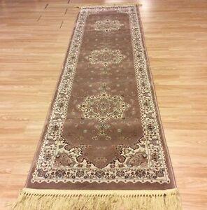 QUALITY Traditional Classic Oriental Design Quality Hallway Rug Runner L-XL -75%