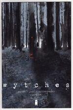 WYTCHES #1,2,3,4,5,6 Image Comics Scott Snyder Jock Witches Horror COMPLETE SET!
