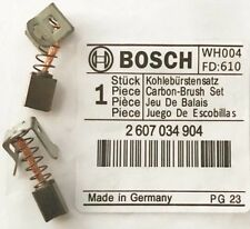 Véritable Bosch Brosses Carbone 33618 33614 33612 13618 13624 Perceuse sans Fil