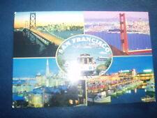 Vintage Postcard - SAN FRANCISCO - American Stamps
