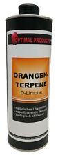 Orangenterpene D-Limone 100 % 1 Liter