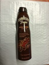 Hawaiian Tropic Royal Tanning Continuous Spray Oil,Triple Rich Blend 6-Fluid OZ