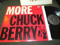 1963 MORE CHUCK BERRY Original MONO lp1465 lp chess black label vinyl rare!!