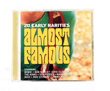 20 Early Rarities - Almost Famous - Music CD inc, bowie bob marley the kinks etc