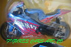 MOTO 1/12 GP RARE FULL DRESS YAMAHA YZRM1 MARCO MELANDRI SPIDERMAN 2004