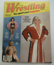 Wrestling Magazine Tommy Rich & Fabulous Moolah No.74 August 1981 062415R2