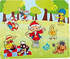 Steckpuzzle goki oder Legler Holz Puzzle Setzpuzzle EinlegepuzzleSchichtenpuzzle