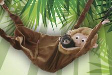 Marshall Pet Cage Ferret Sleep Sack Hammock - Hangin' Monkey Hammock
