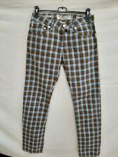 Jacob cohen jeans uomo men multicolor tg 46 sz 32 made in italy estivo celeste