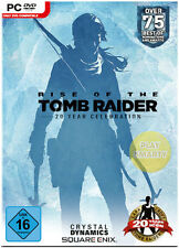 Rise of the Tomb Raider 20 Jähriges Jubiläum Year Celebration DE/EU Steam CD Key