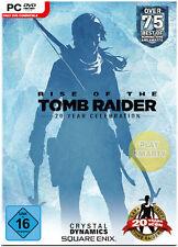 Rise of the Tomb Raider 20 Jähriges Jubiläum Year Celebration DE/EU Steam CD Key