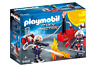 Playmobil 9468 - Firefighters with Water Pump - NEW!!