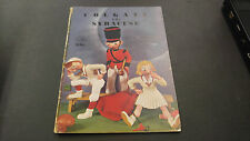 November 16 1940 Colgate vs Syracuse Football Program