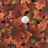Acorn Hollow by Kathy Schmitz for Moda Fabrics Fall Autumn Colors Leaves 2 Yards
