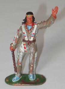 Elastolin WINNETOU Indianer Figur