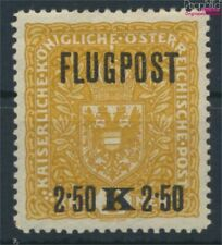 Austria 226y II A with hinge 1918 Airmail (9348250