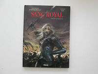 SANG ROYAL T1 EO2010 TBE/TTBE NOCES SACRILEGES EDITION ORIGINALE