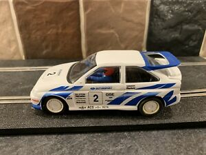 """Scalextric Ford Escort Cosworth """"FMC"""" Livery"""