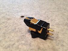 ADC XLM MK ll OMNI IMPROVED CARTRIDGE BODY WITH NEW RUSSELL IND. STYLUS  NICE