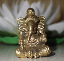 God Ganesh Statue Sculpture Lord Taj Ganesha  Hindu Success Mini Elephant Figure