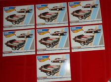 2015 Hot Wheels Collectors Edition '71 El Camino - Graphics Team Card