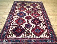 Schöner Perser Teppich Orientteppich Yalameh ( 245  X 154 CM ) TOP Qualität Neu