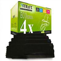 4x ECO Toner XXL für Dell C-3760-dn C-3765-dnf C-3760-n
