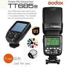 Godox TT685N 2.4G HSS TTL Camera Flash Speedlite+Xpro-N Trigger For Nikon Kit